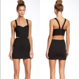 NWT BCBG Cut Out Bodycon Dress